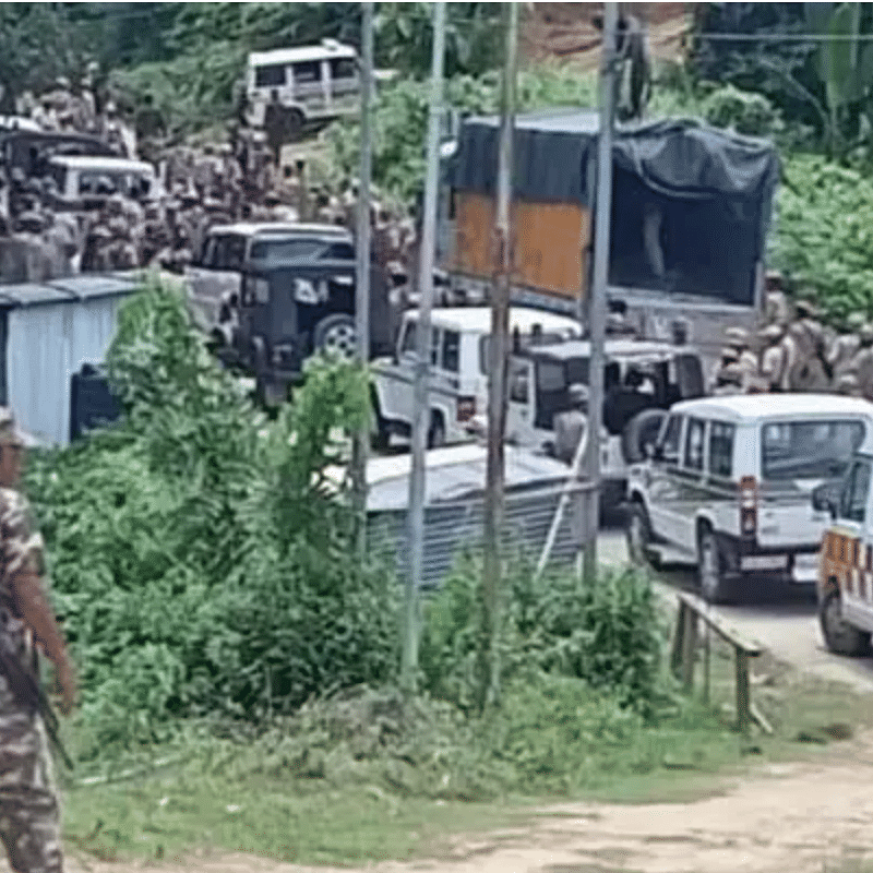 Assam chief minister adding fuel to the fire over border dispute with Mizoram