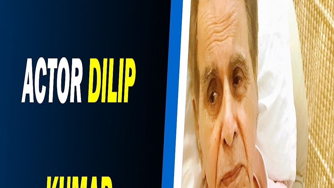 Veteran actor Dilip Kumar passes away at 98