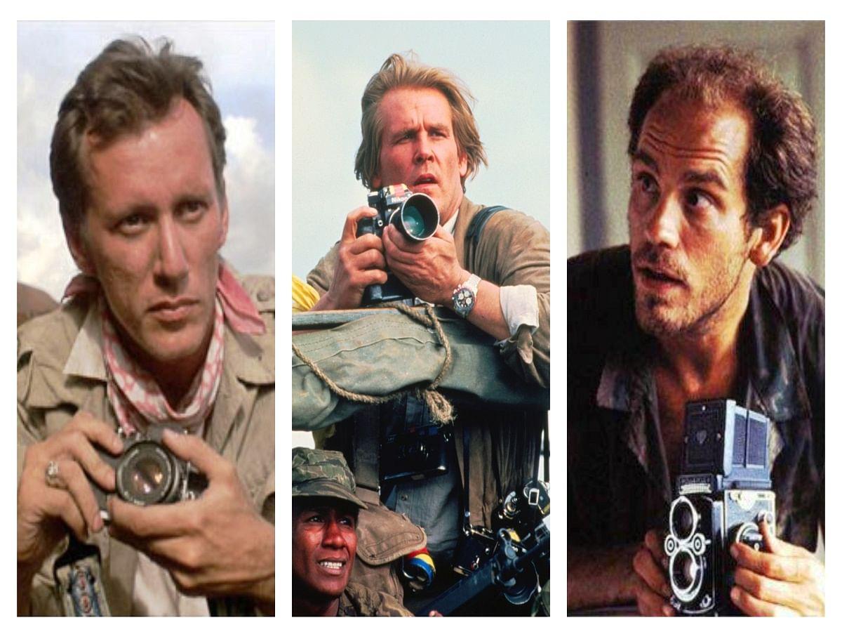 Ten best films about journalists in war zones