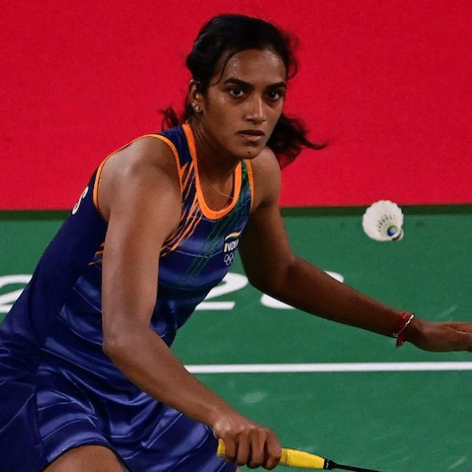 Superb Sindhu enters quarterfinals at Tokyo Olympics