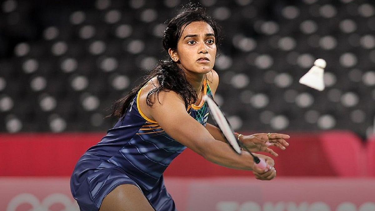PV Sindhu (Photo Courtesy: Twitter/@Sportskeeda)