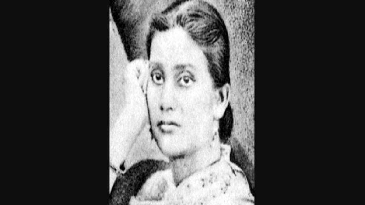 Tributes pour in for Kadambini Ganguly, one of India s first two woman doctors on her 160th birth anniversary