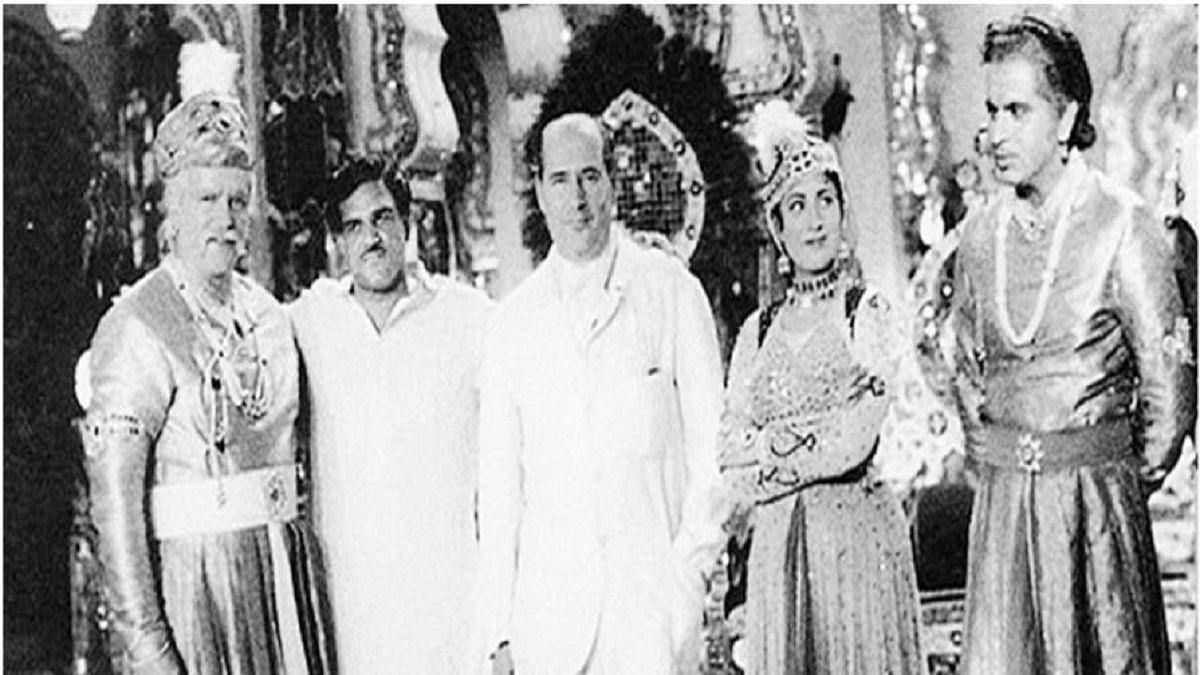 Mughal-E-Azam's romance with Jaipur