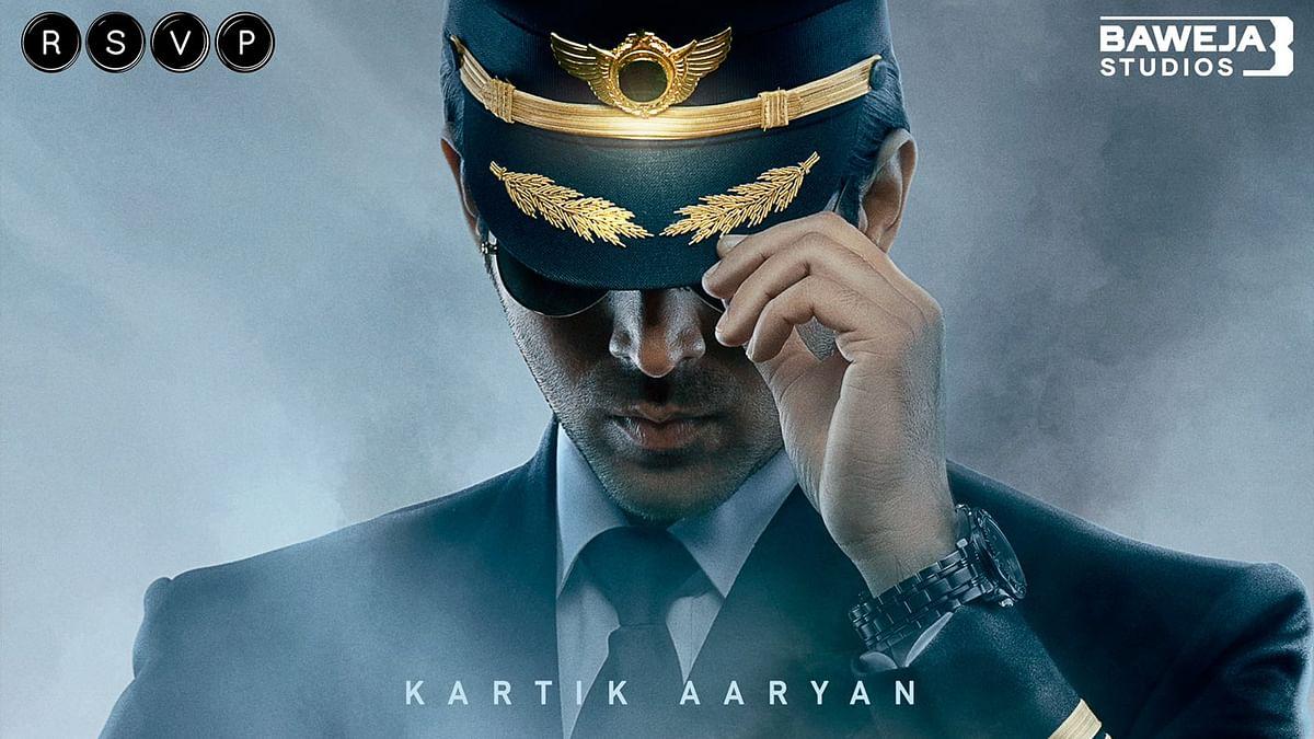 Kartik Aaryan to play a pilot in his next film 'Captain India', directed by Hansal Mehta
