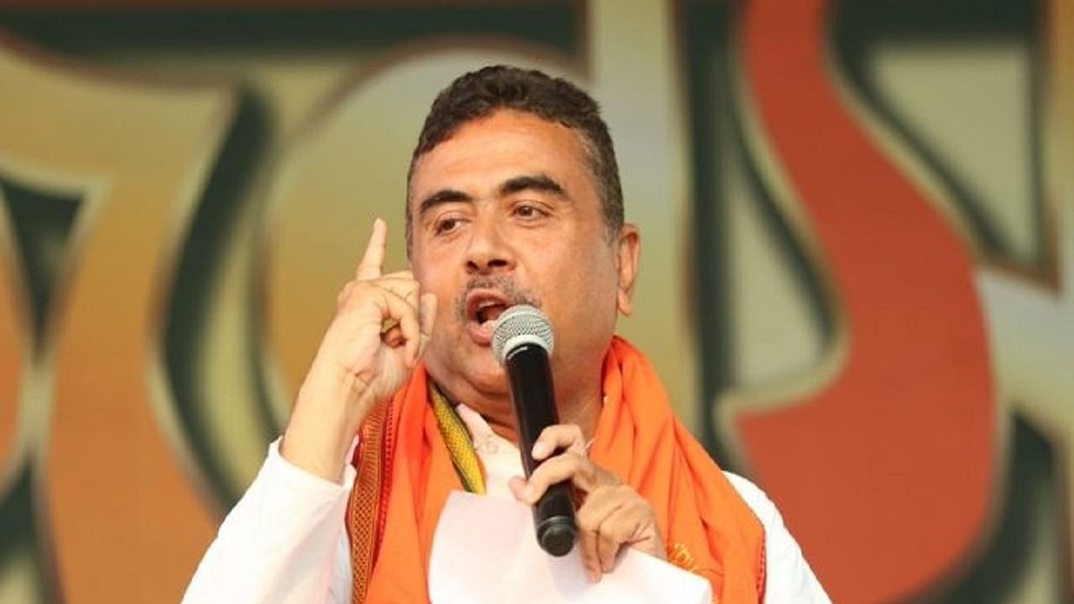 BJP MLA Suvendu Adhikari booked for call details access claims