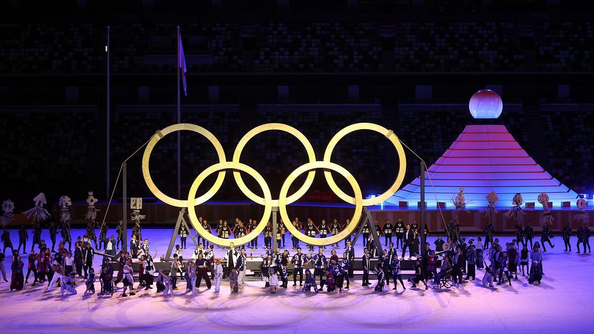 Photo courtesy: Twitter/@Olympics