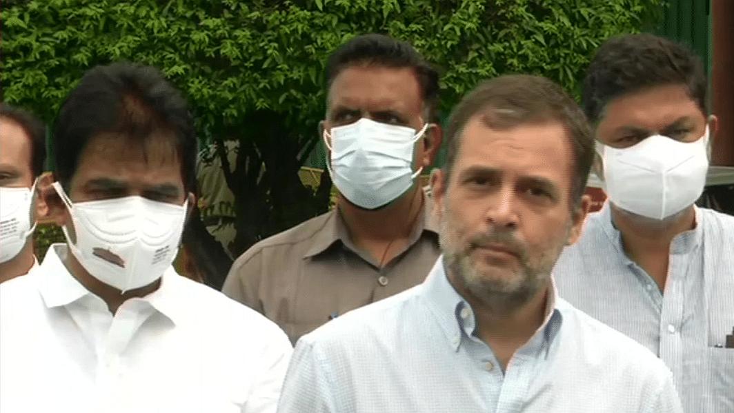 Pegasus row: Rahul Gandhi demands Amit Shah's resignation, SC probe against Modi