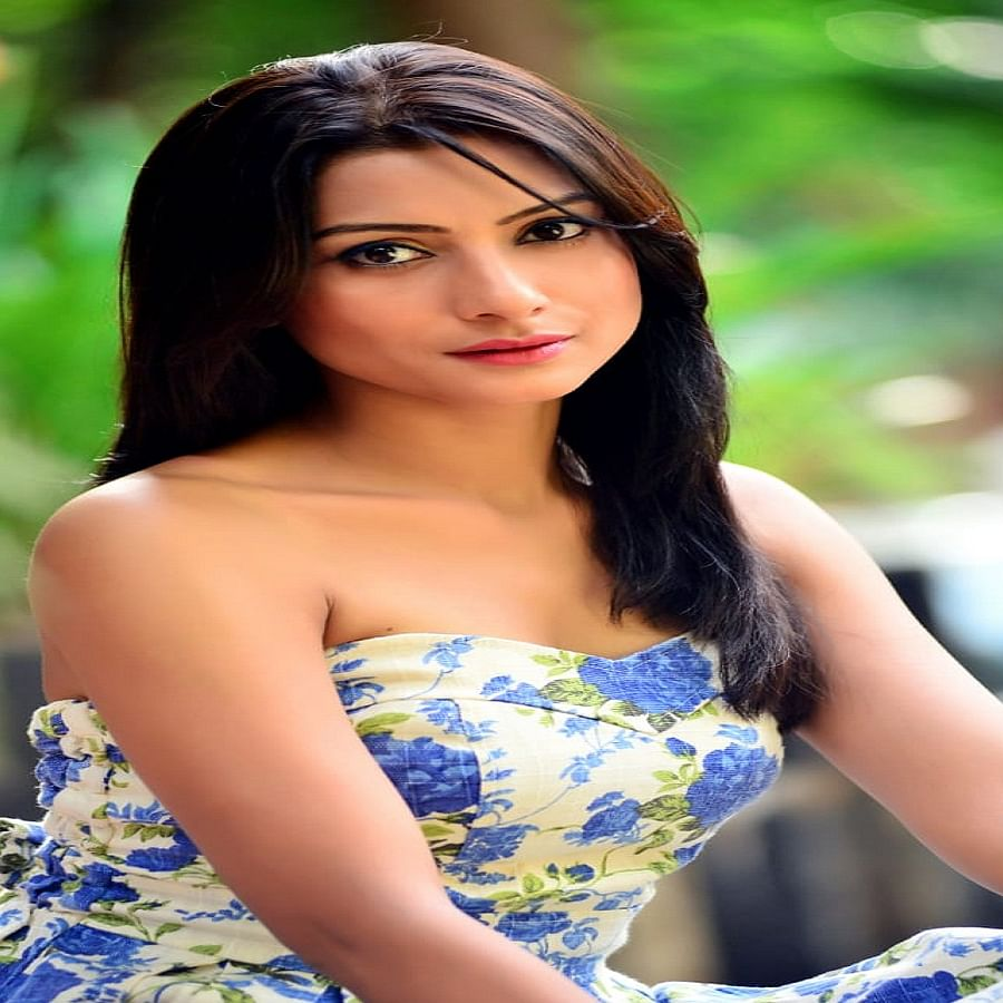 Actress Aalika Shaikh