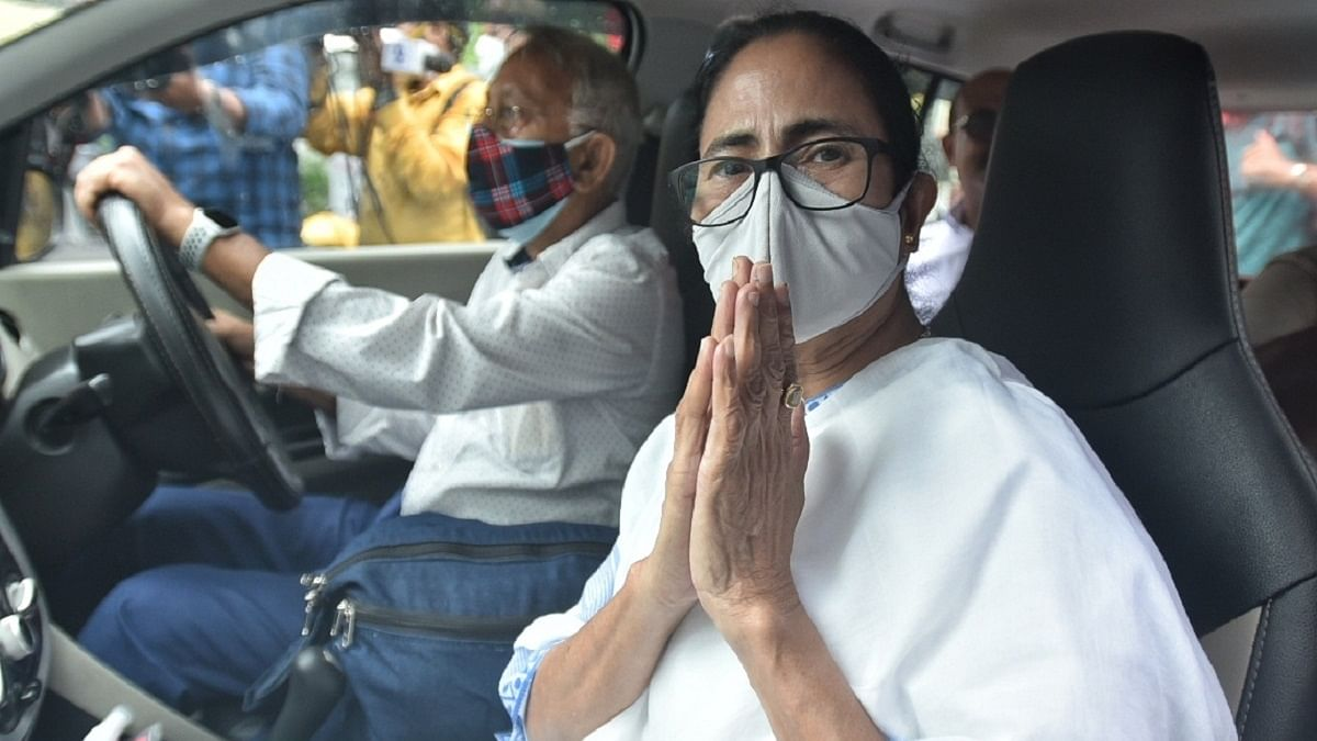 Everyone must work together to save democracy: WB CM Mamata Banerjee
