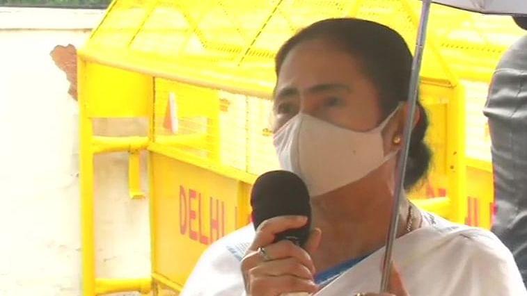 West Bengal CM Mamata Banerjee (File photo)