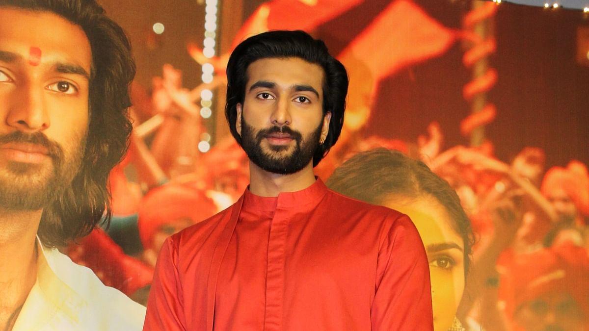Actor Meezaan Jaffrey