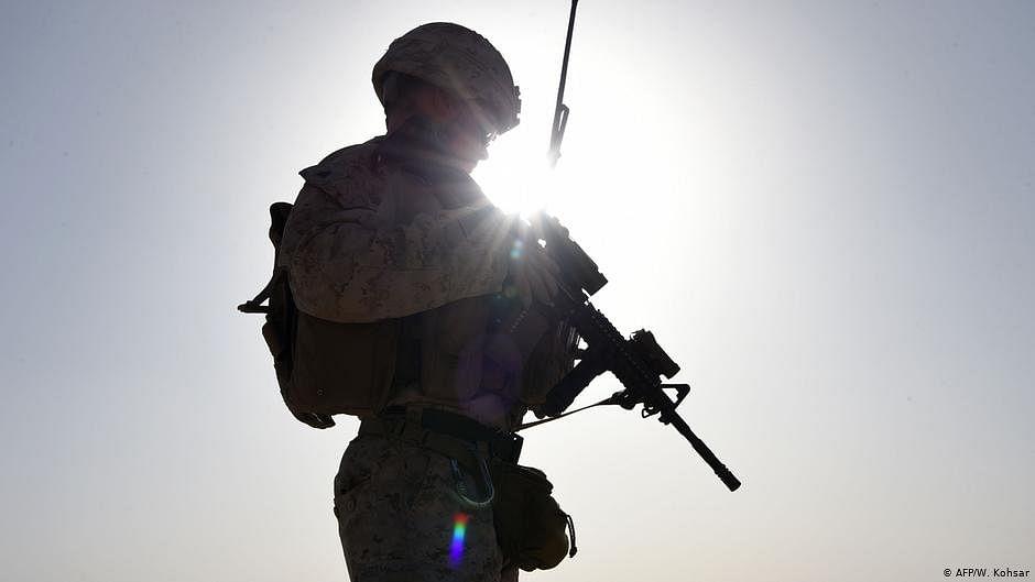 US military leaders favoured keeping troops in Afghanistan