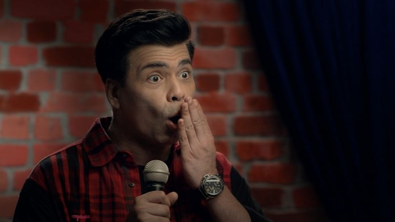 People underestimate the power of stand-up comedy: Karan Johar