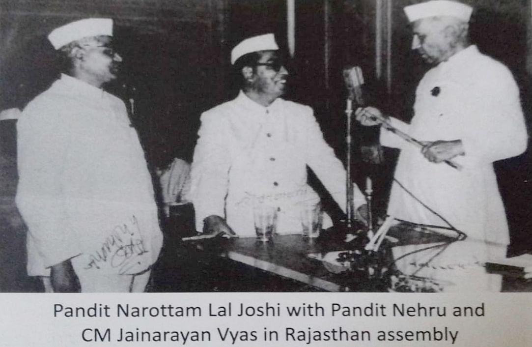 A life-long romance with Nehru