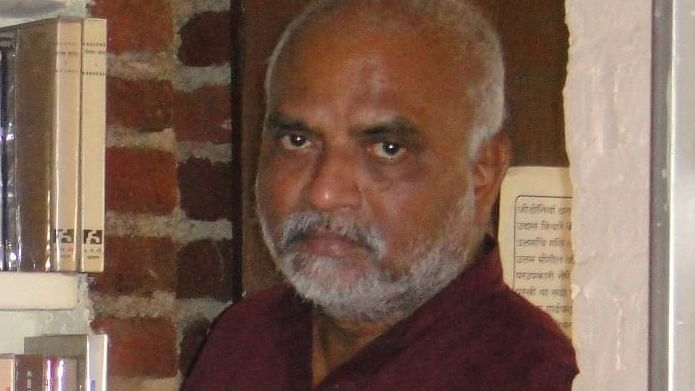 Marathi litterateur Satish Kalsekar