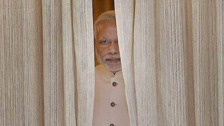 """Pegasus: """"Modi taps everybody's phones"""""""