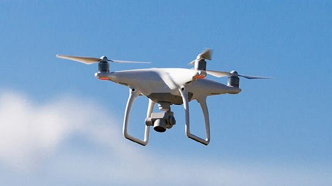 Quad copter from Pakistan repulsed by BSF at IB
