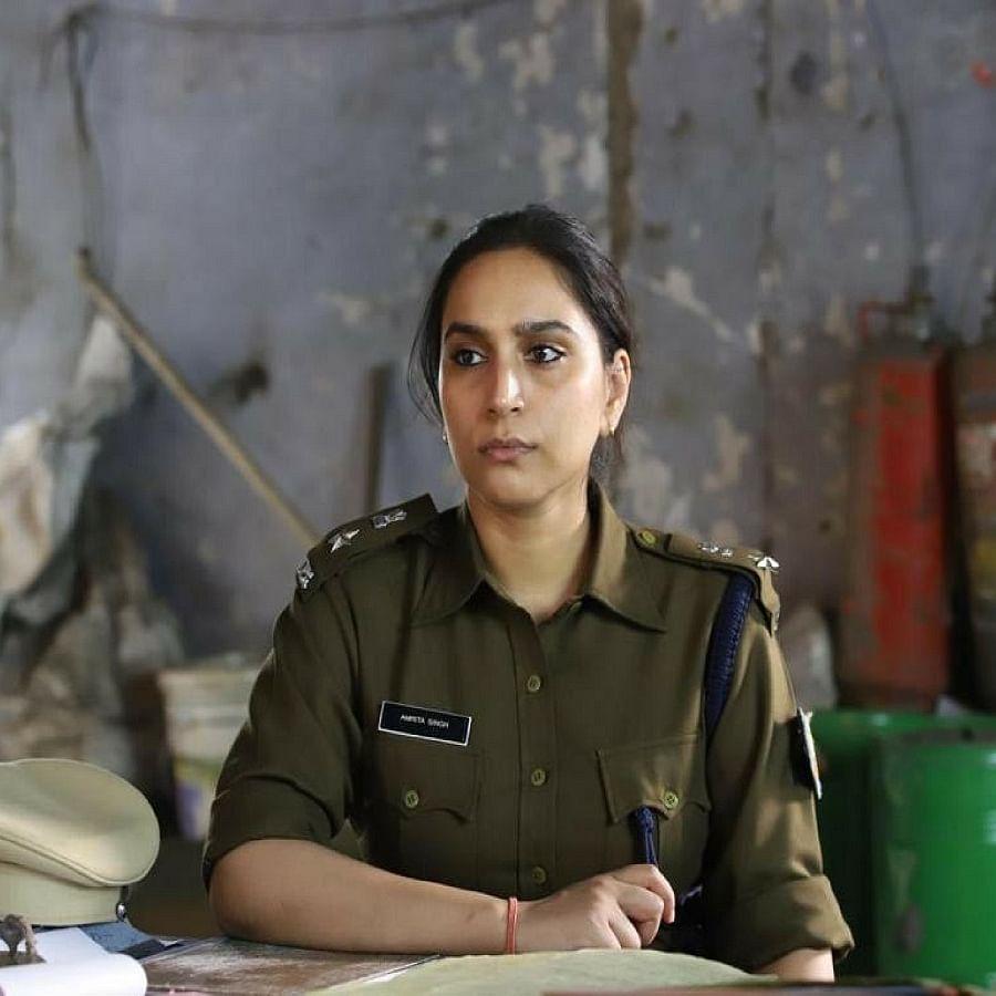 Actress Zoya Hussain