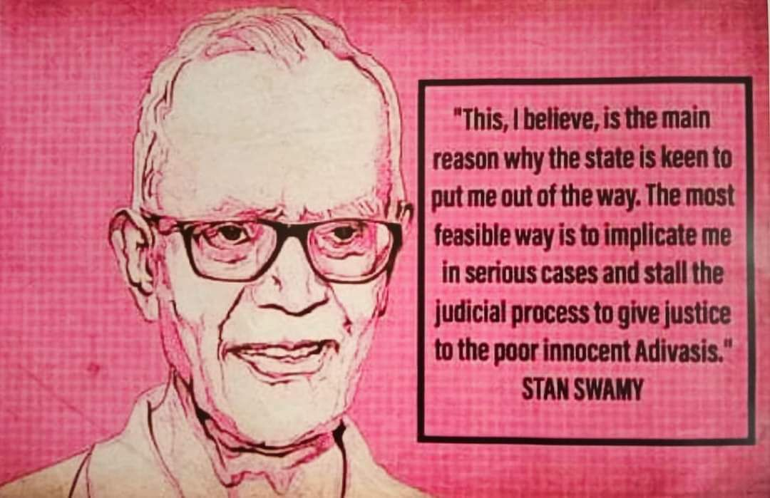 Outpouring of grief in Jharkhand following the demise of Fr Stan Swamy