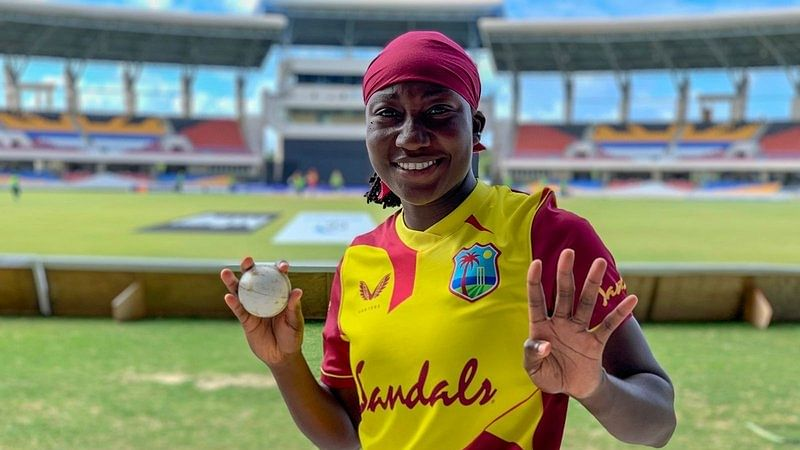 West Indies' Stafanie tops again in ICC Women's ODI Player Rankings