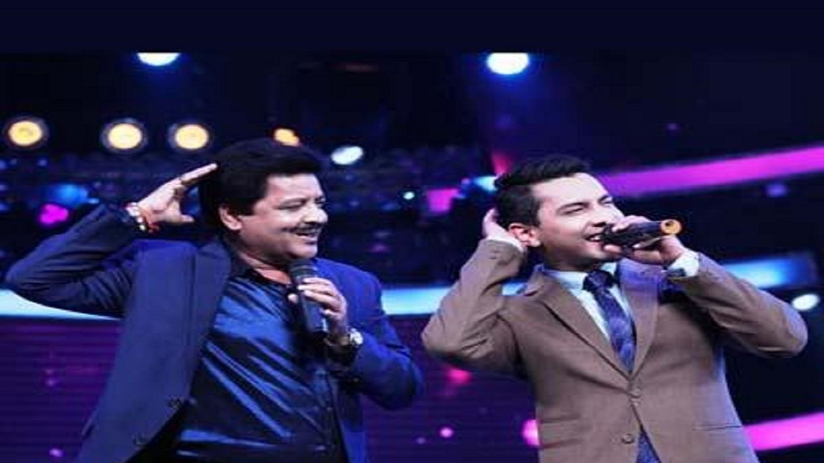 Udit and son Aditya to perform together for Indian Idol finale!