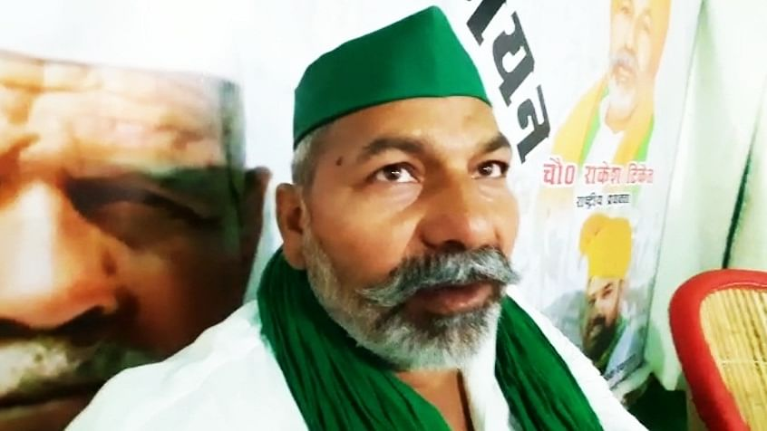 UP to be the next stop for farmers' agitation: Rakesh Tikait