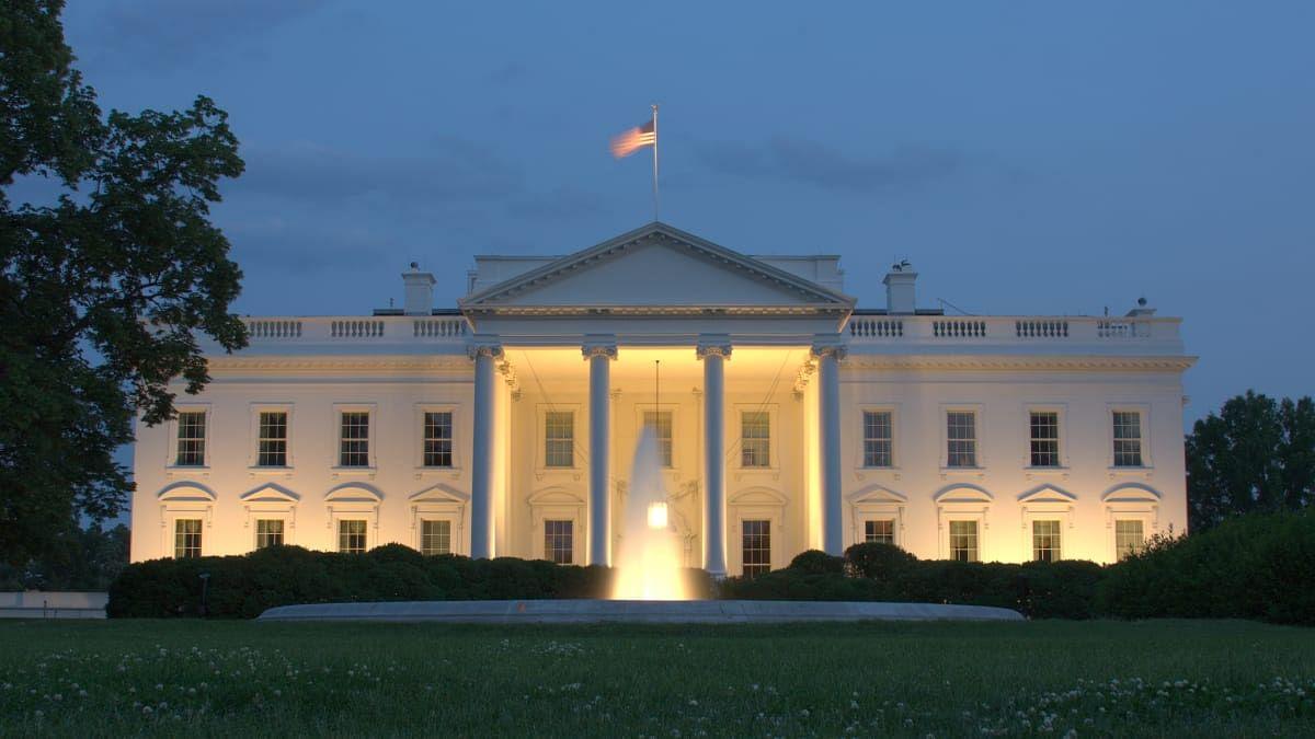 The White House (Representative image)