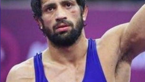 Wrestler Ravi Dahiya (File  photo)