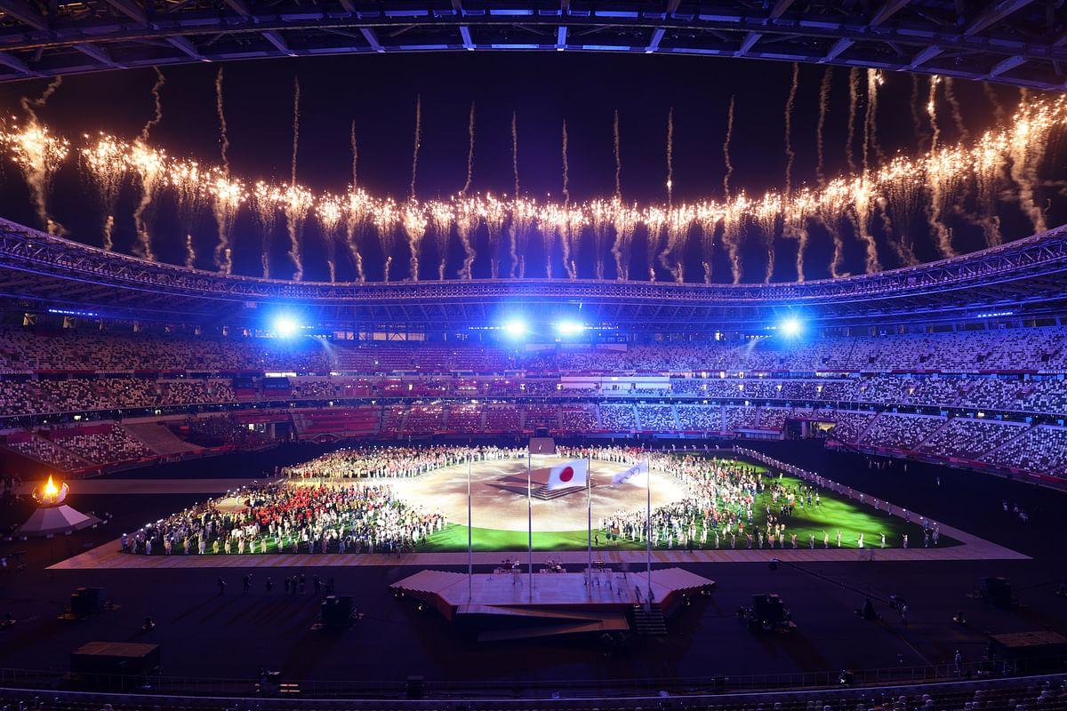 Tokyo 2020 closing ceremony