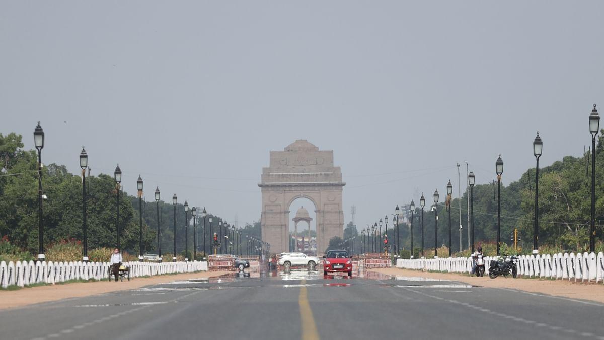 With monsoon break, Delhi to witness rise in mercury & wind