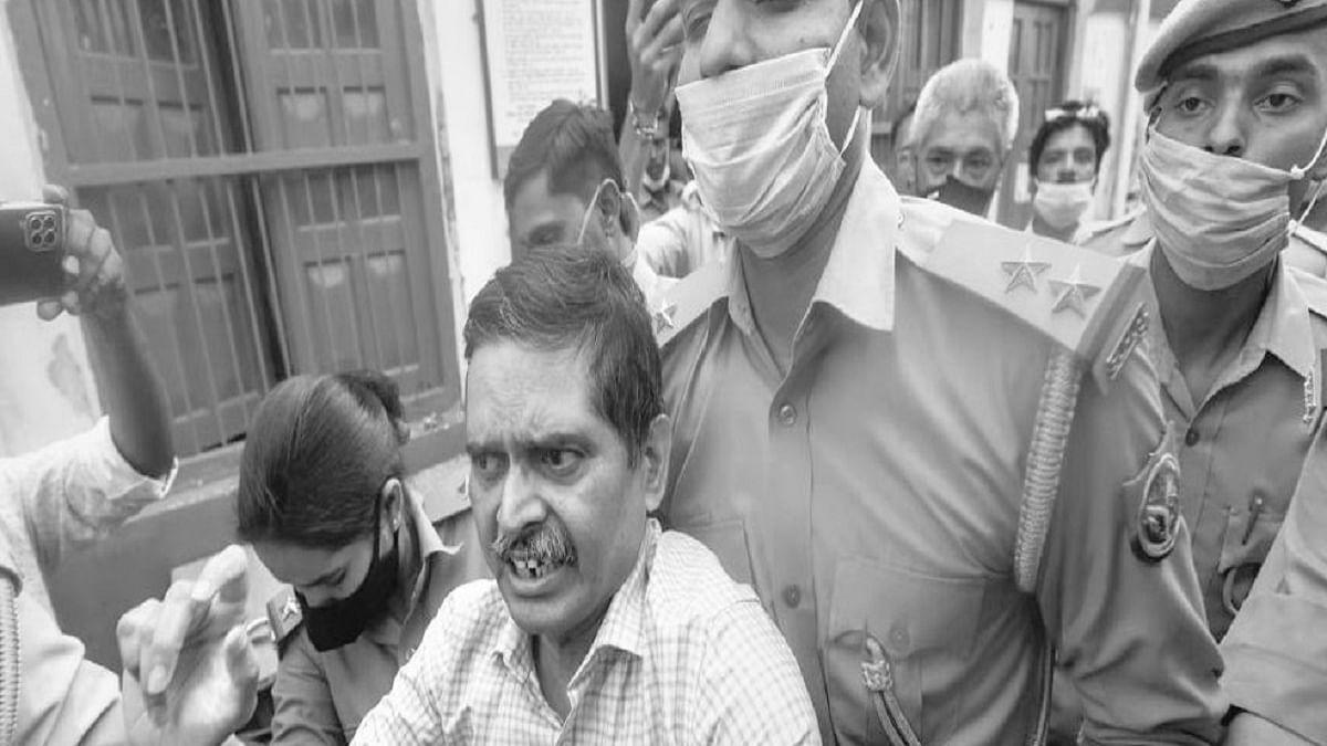 Amitabh Thakur  (Photo Courtesy: Twitter/@barandbench)