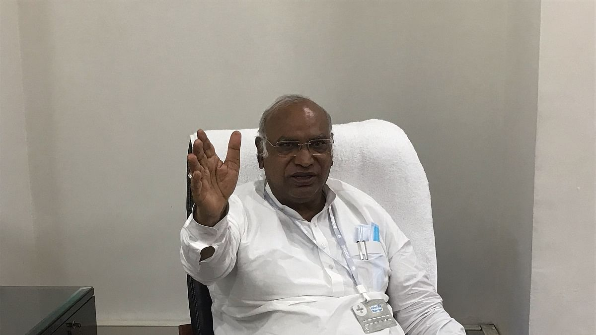 BJP doesn't respect democracy or Constitution, people will teach it a lesson: Mallikarjun Kharge
