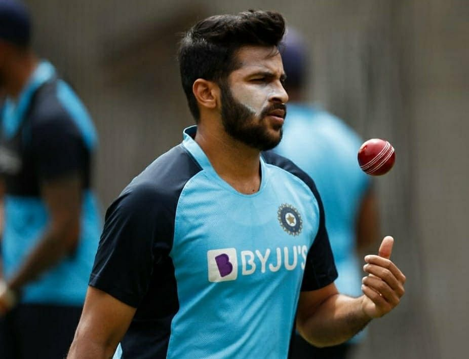 Shardul Thakur could have been given the new ball