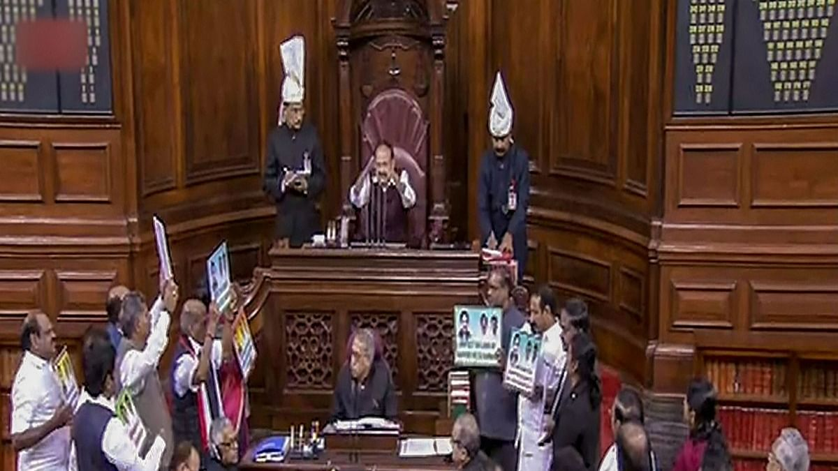 Modi govt's contempt for institutions like Parliament a clear and present danger for Indian democracy