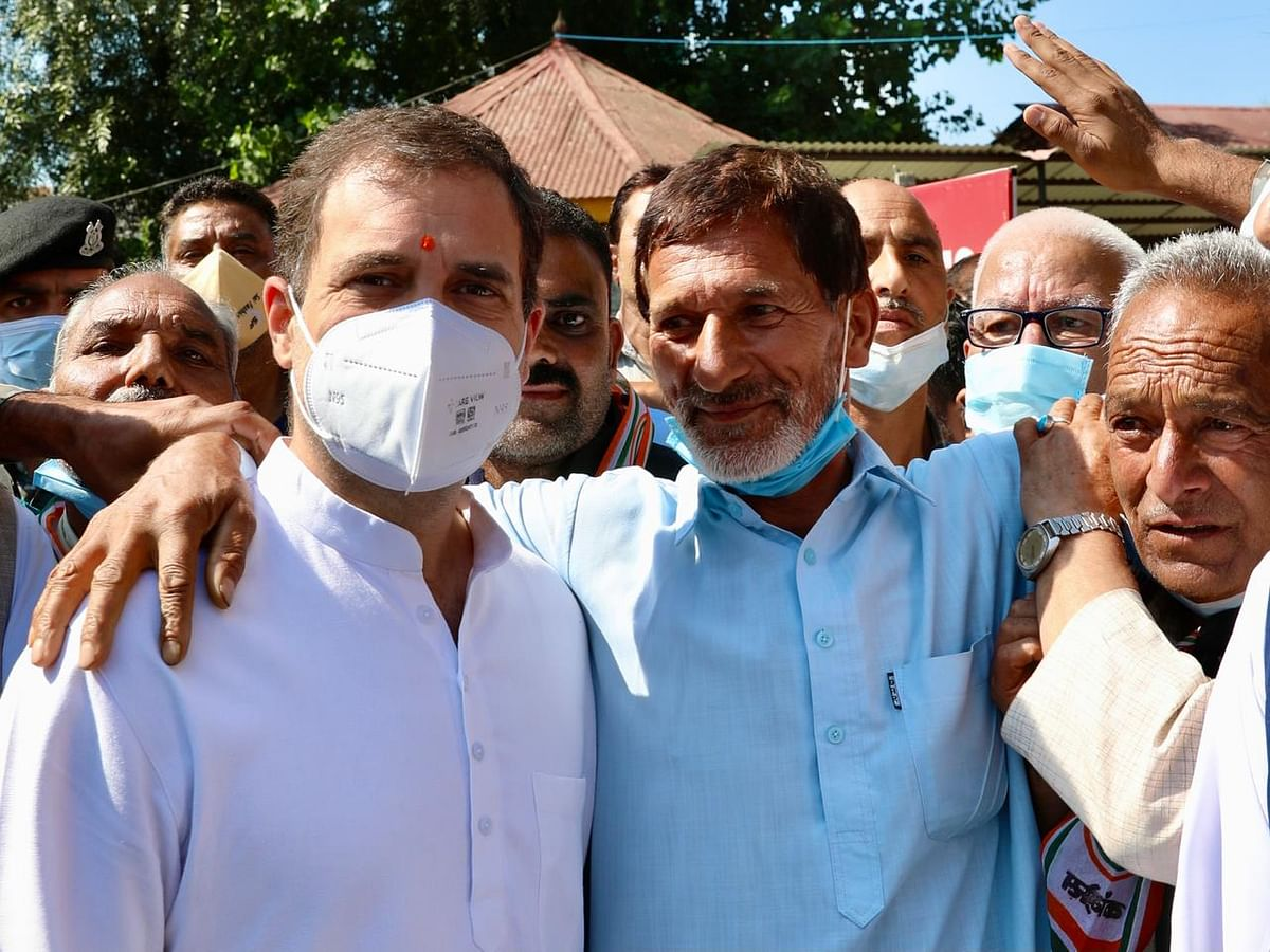 Congress will continue to fight against PM's ideology that divides India: Rahul Gandhi