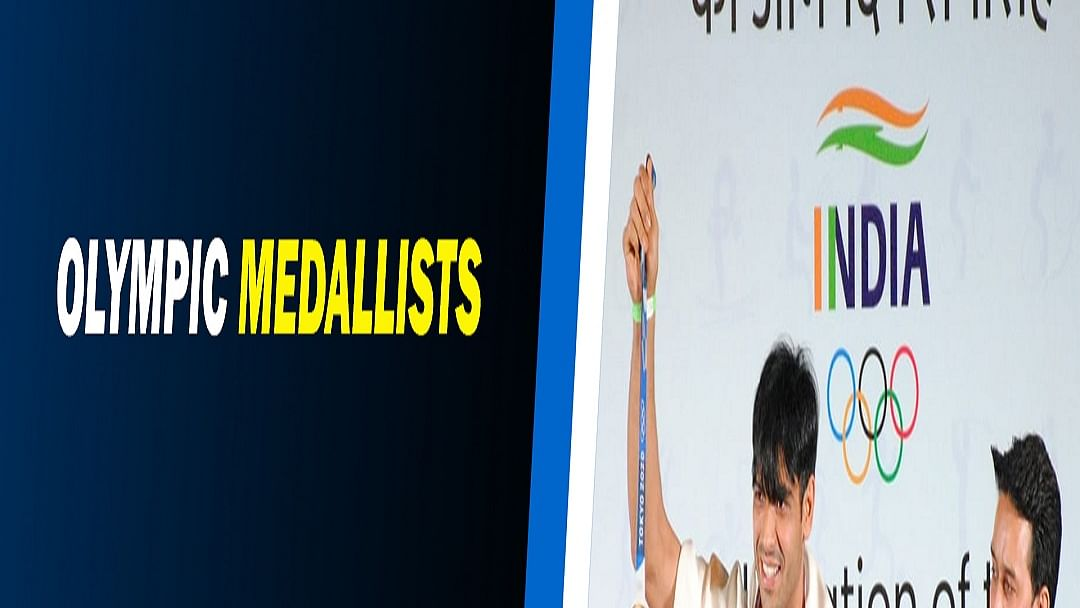 Tokyo 2020's Olympic medallists felicitated by Sports Authority of India at Dhyan Chand Stadium