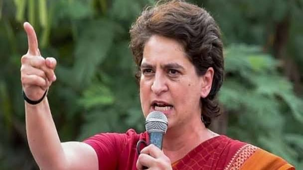 Priyanka Gandhi (File photo)