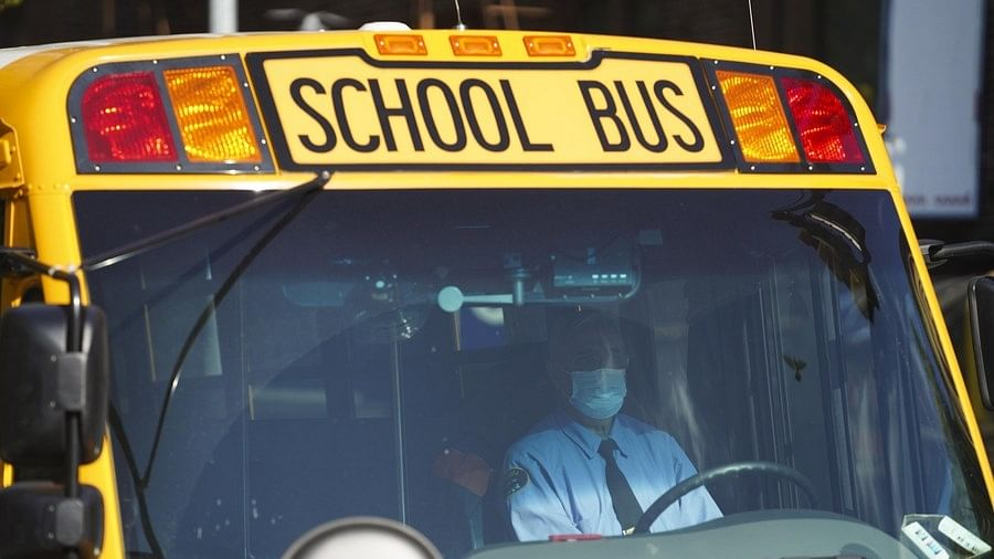 94,000 US kids got Covid-19 last week, the panic is real as schools reopen