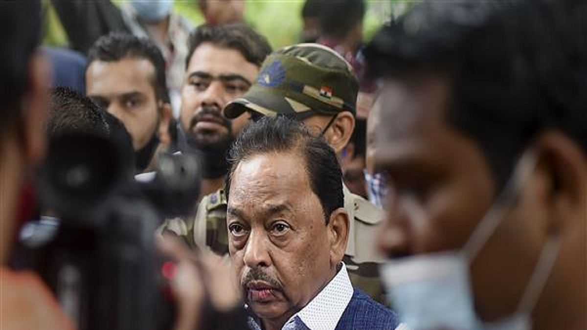 Notice to Narayan Rane to appear before Nashik police on Sep 2 over his remarks against Maharashtra CM