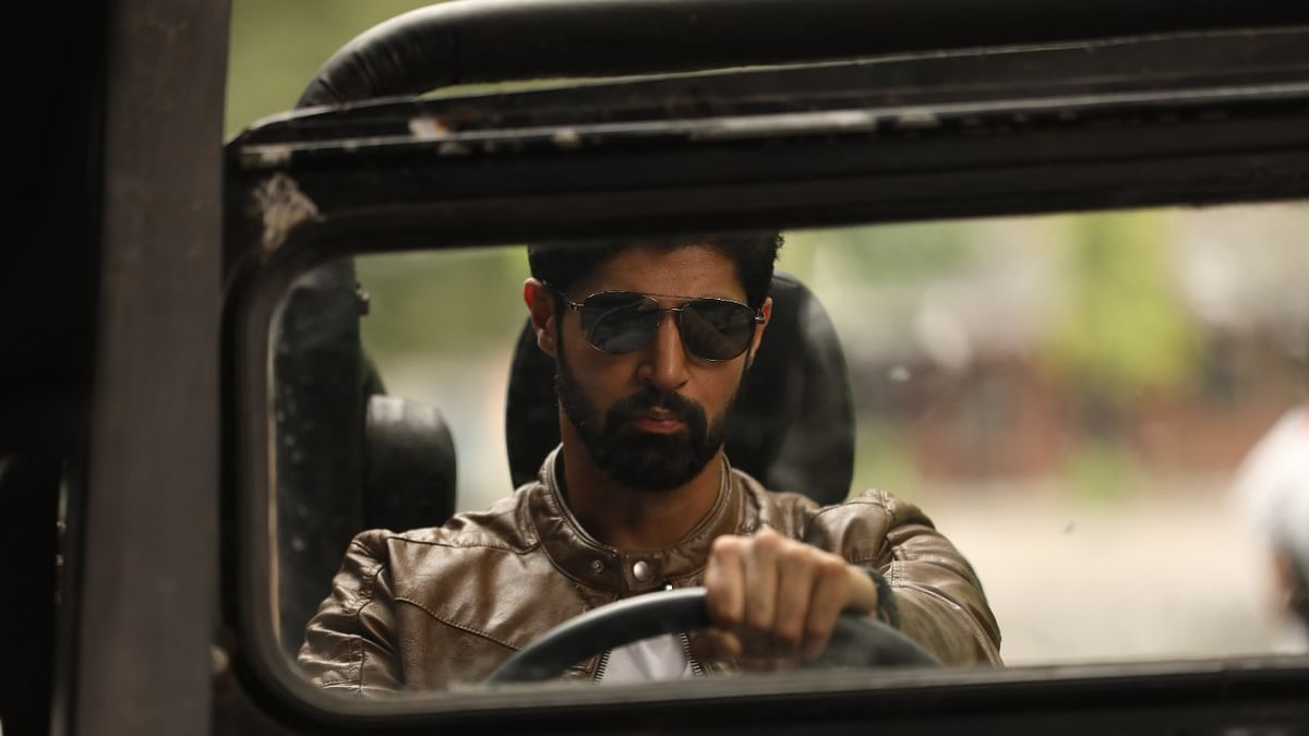 Tanuj Virwani talks about his action avatar, shares how he performed high octane stunts in 'Cartel'