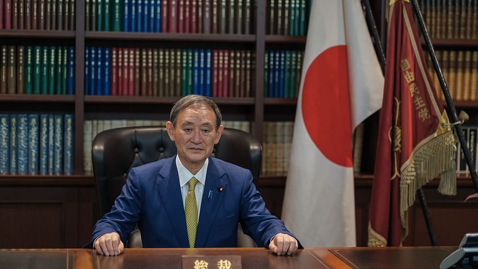 Japan's PM Suga won't run in next vote to lead party