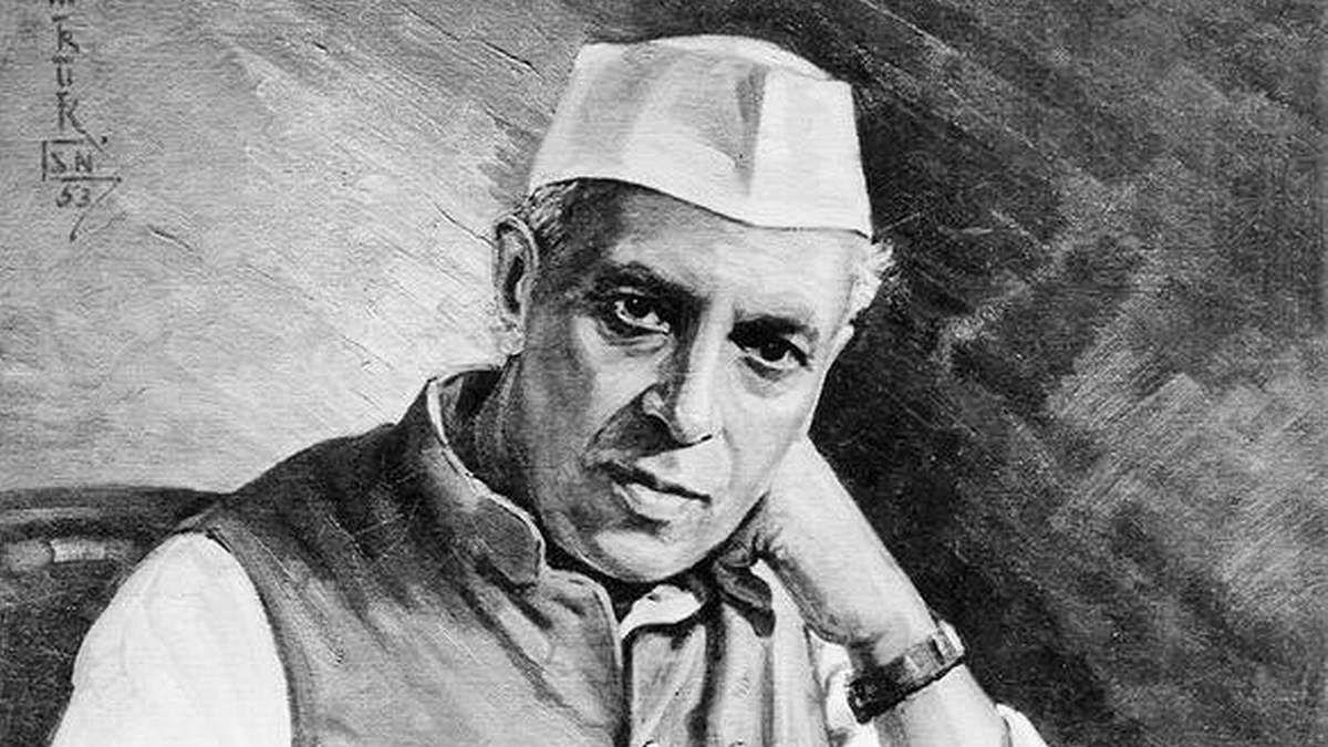 Pt Jawaharlal Nehru