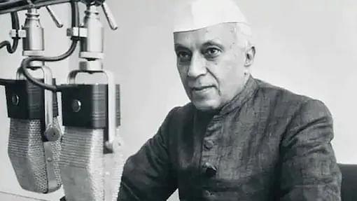 India's first PM Pt Jawaharlal Nehru