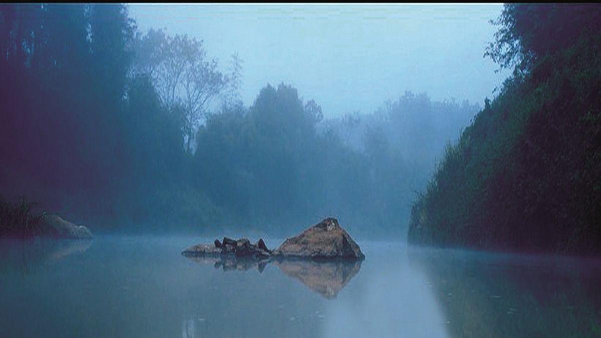 Reel Life: A river runs through it