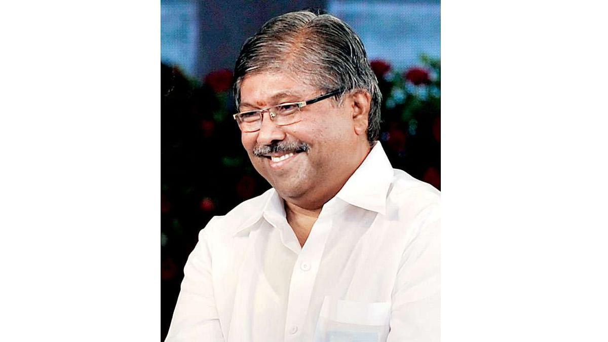 Maharashtra BJP president Chandrakant Patil