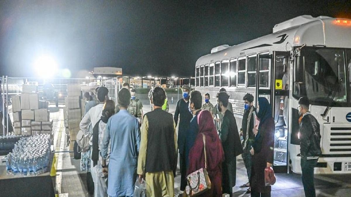 Evacuation from Afghanistan: India brings back close to 400 people in three flights