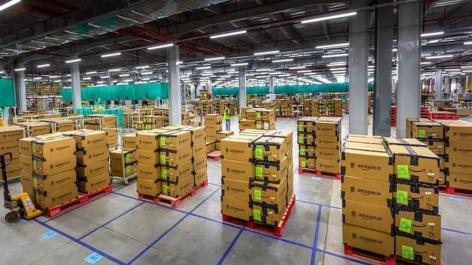 Mask up again, Amazon tells warehouse workers amid Covid spread
