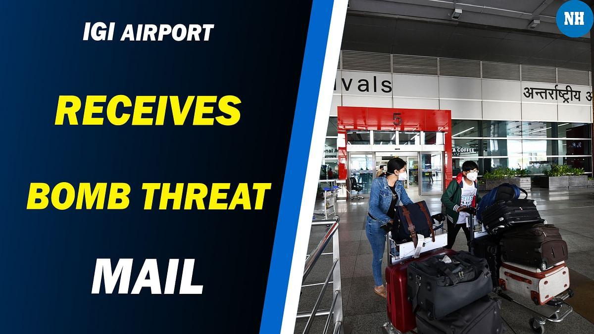 Indira Gandhi International (IGI) airport receives bomb threat mail
