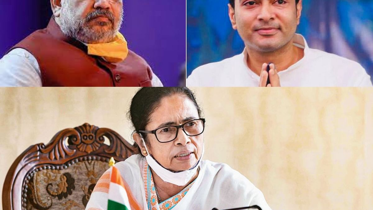 Amit Shah behind attacks on Abhishek, TMC activists in Tripura: Mamata