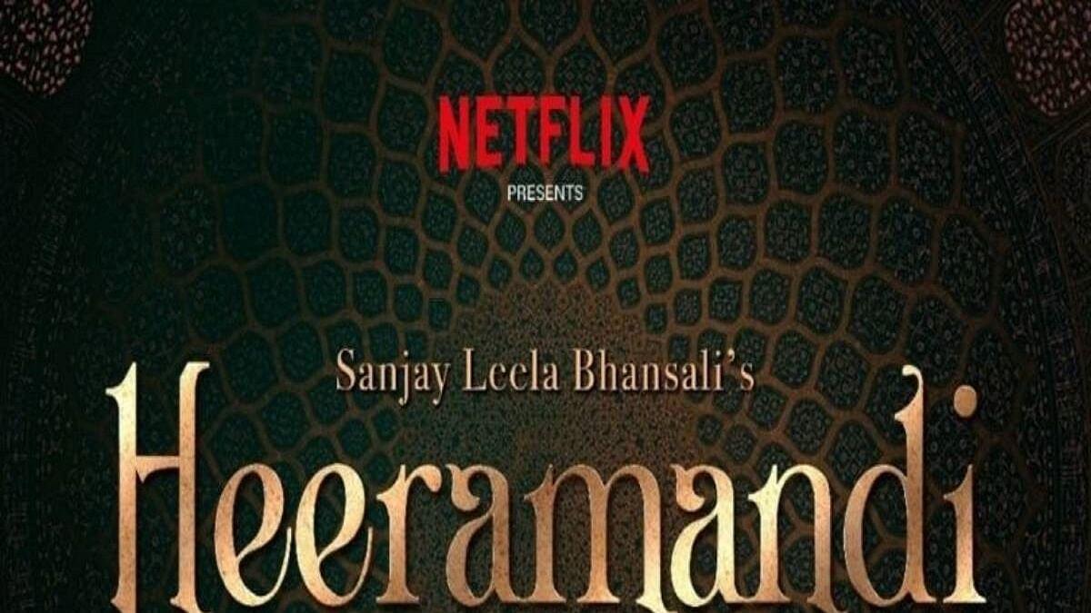 Netflix-Bhansali announce 'Heeramandi'